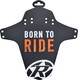 Reverse Born to Ride Schutzblech fox orange